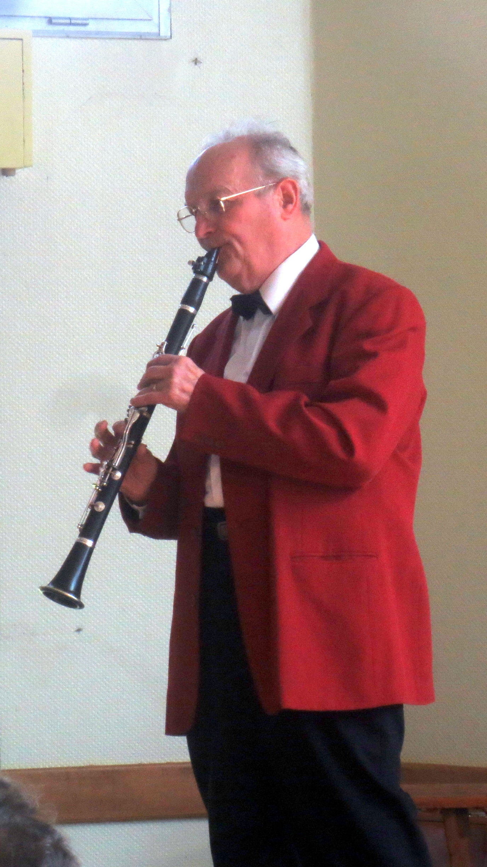 Devos avait une guitare, Haydont une clarinette