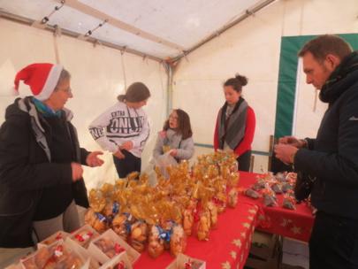 Tradionnels confiseries de Noël