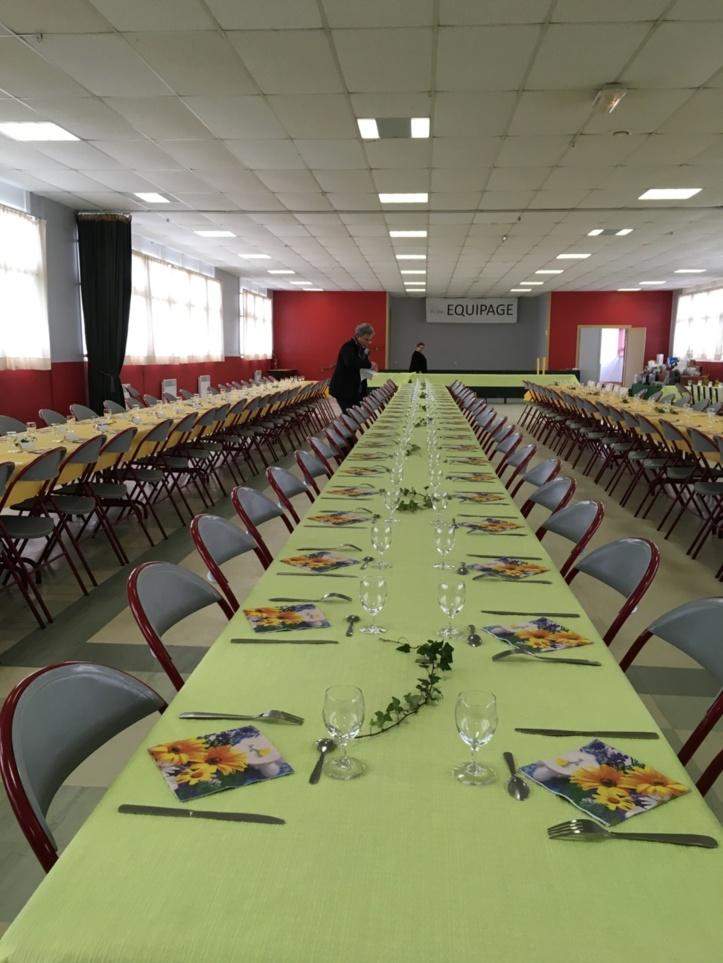 Repas annuel dimanche 8 mars à Bralleville