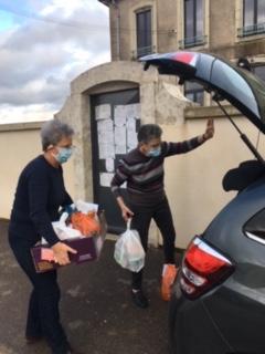 Cinq points de livraison à Ceintrey, Laloeuf, Tantonville, Vézelise et Nancy.