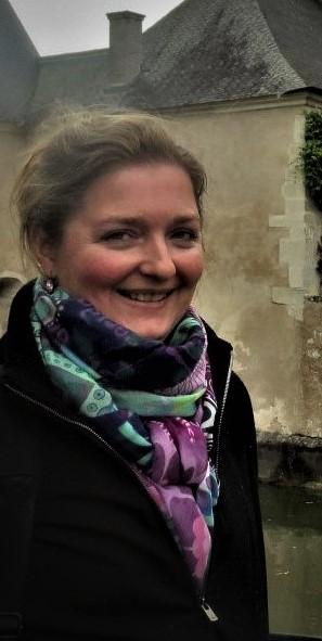Stéphanie Petit, chargée de mission du Collectif.
