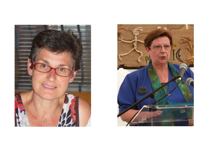 Dominique Griffaton succède à Françoise Vogien, présidente fondatrice.